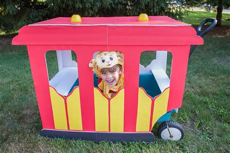 Diy Trolley Daniel Tiger